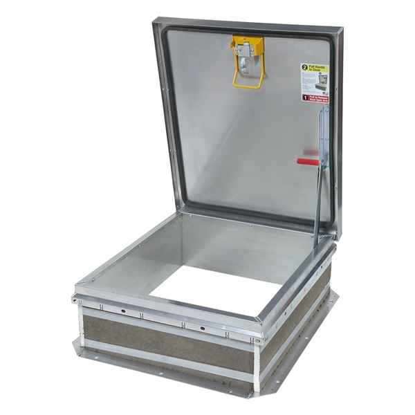 babcock davis aluminum roof hatch 36 x 30 inch - Roof Hatch