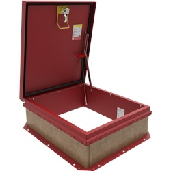 Babcock Davis 36x36 Steel Roof Hatch