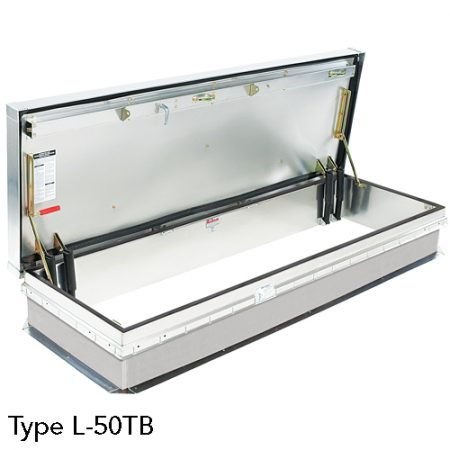 Bilco L50TB Thermally Broken Roof Hatch
