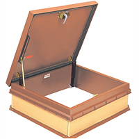 Bilco E-20 36X36 Steel Roof Hatch