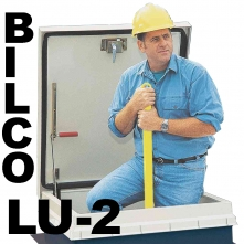 Bilco LU-2 Ladder Safety Post
