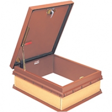 Bilco S-20 36x30 Steel Roof Hatch