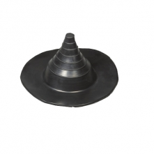 Carlisle EPDM Pressure-Sensitive Pipe Seals