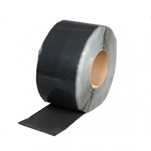Carlisle EPDM 9 Inch Pressure-Sensitive Cured Cover Strip