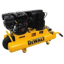 Dewalt 8 Gallon Honda Wheelbarrow Compressor
