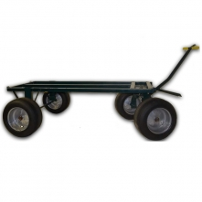 GATOR Husky Hauler 4-Wheel Drop Cart