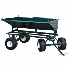 East Point GATOR Husky Side Dump Trailer