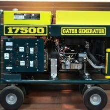 GATOR 17500 WATT DIESEL GENERATOR