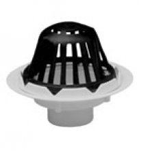 IPS 4 inch PVC Coated Roof Drain