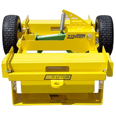 Stinger Mobile Fall Protection Cart top view