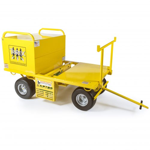 TriRex Mobile Fall Protection Cart