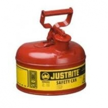 Gas Cans and Fire Extinguishers