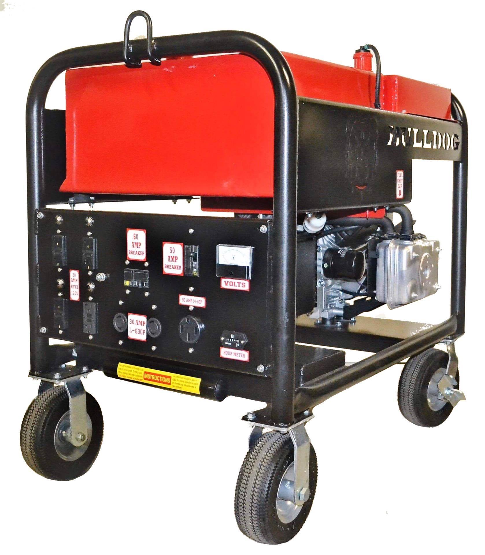 Bulldog 16KW Kohler Generator
