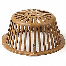 Smith Universal Cast Iron Roof Drain Dome