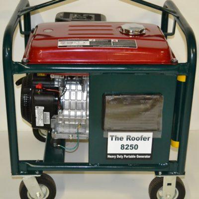 "GATOR ""The Roofer"" 8250 Watt Gas Generator"