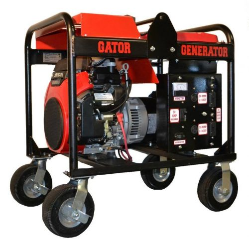 GATOR 10,000 Watt Gas Generator