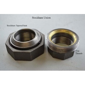 Stockham Compatible Union