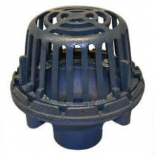Zurn 125 Cast Iron Drain Dome