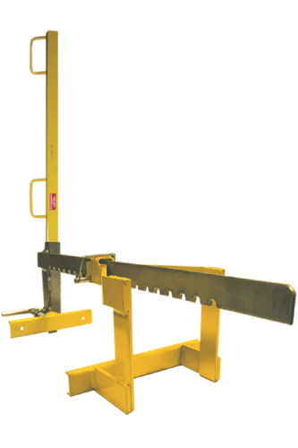parapet guardian clamp system