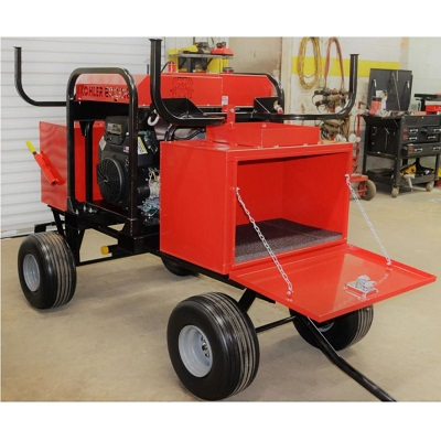 Ultimate Cart with 16KW Generator