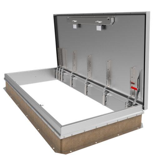 Babcock Davis 30x72 Aluminum Roof Hatch