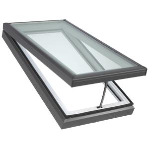 Velux Deck-Mounted VS Manual Fresh Air Skylight C01-C06